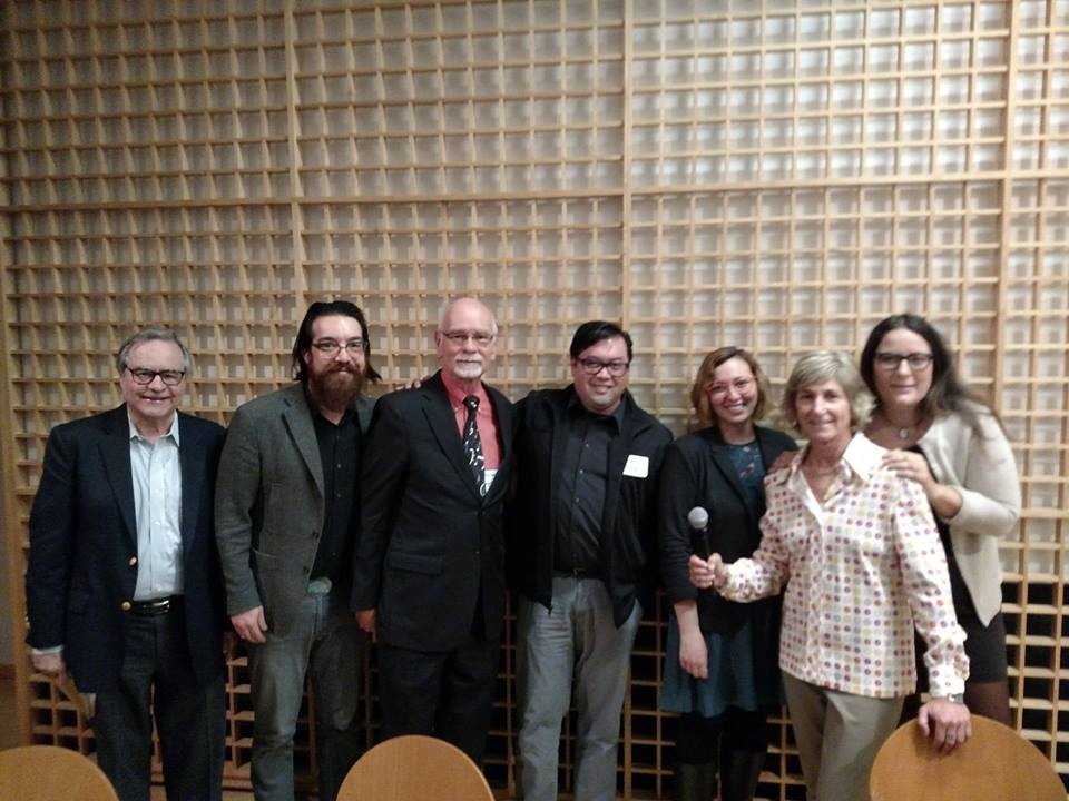 Media Arts Panel January 2016 Source: San Diego Regional Arts and Culture Coalition Facebook Page